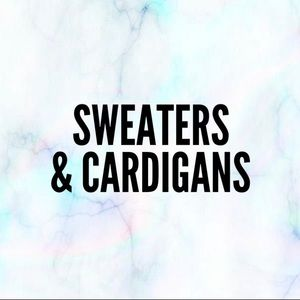 Other - • CARDIGANS & SWEATERS •